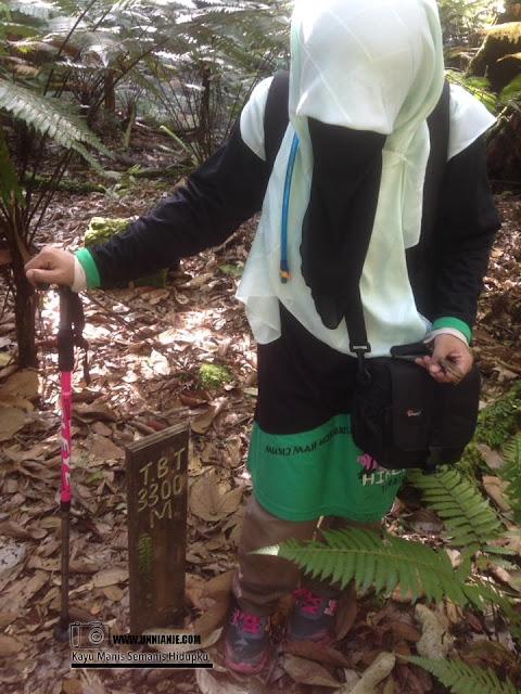 Hiking Taman Bukit Tawau