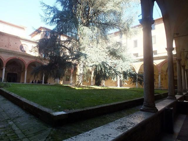 lugares poco conocidos en Siena