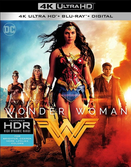 Wonder Woman 4K (Mujer Maravilla 4K) (2017) 2160p 4K UltraHD HDR BluRay REMUX 58GB mkv Dual Audio Dolby TrueHD ATMOS 7.1 ch