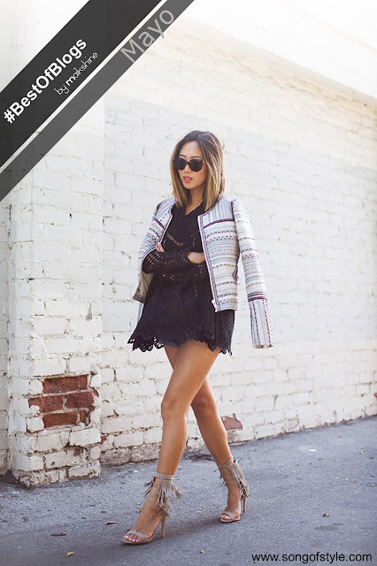 BestOfBlogs May SongOfStyle