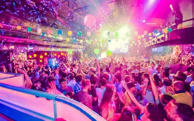 Baladas no ano novo em Buenos Aires
