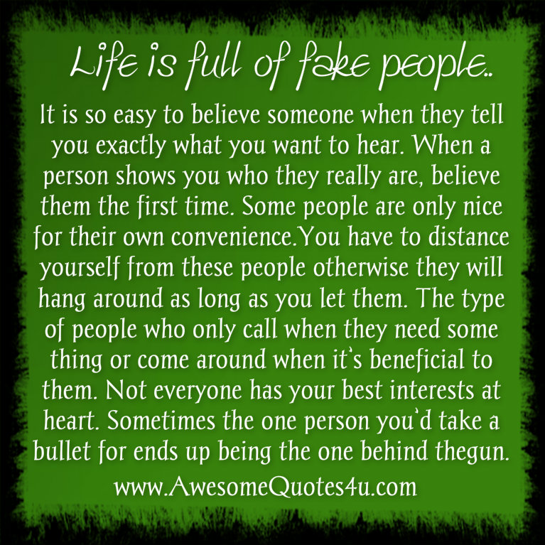 Quotes About Fake Ass People: Hidden Agenda Quotes With People. QuotesGram