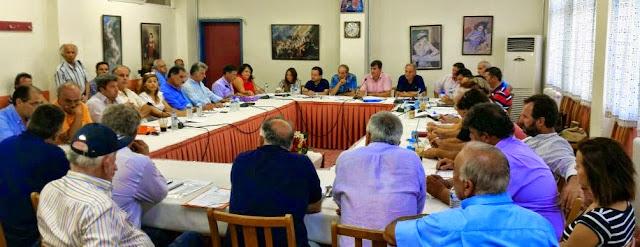 Απέρριψε το νομοσχέδιο για την αυτοδιοίκηση το Δημοτικό Συμβούλιο Ερμιονίδας