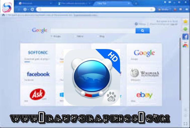 Baidu Browser Offline Installer Download - Rauf Graphics