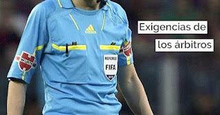 arbitros-futbol-exigencias