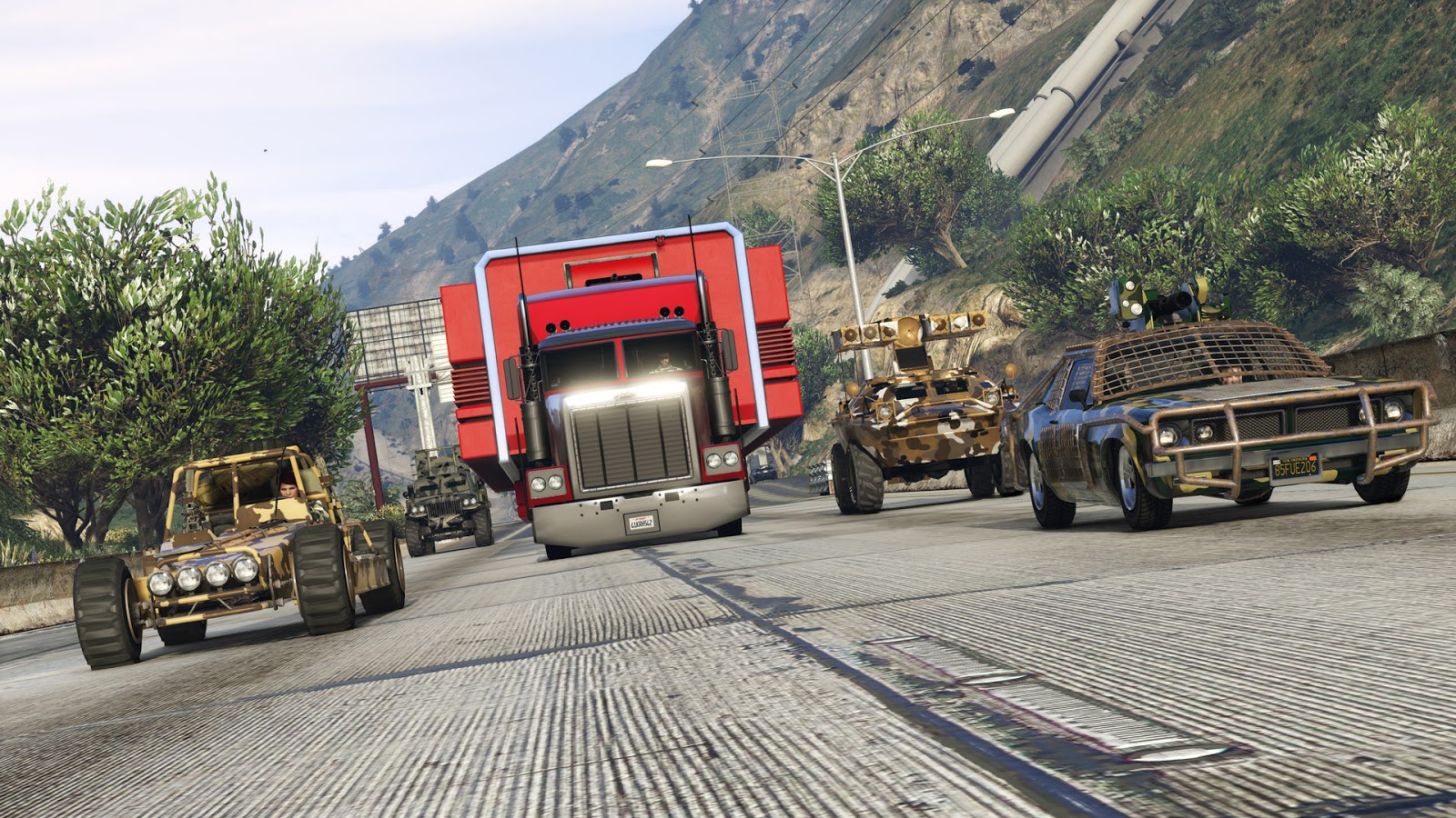 Grand Theft Auto V ESPAÑOL PC + Update v1.41 (RELOADED) 3