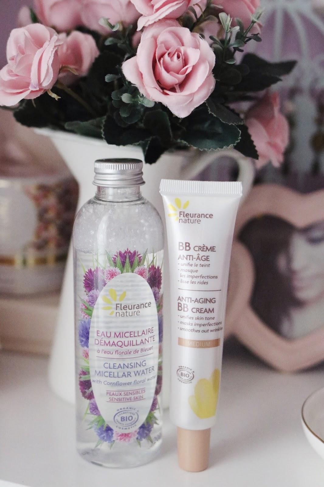 rosemademoiselle-rose-mademoiselle-fleurance-nature-eau-micellaire-bb-crème-anti-âge-bureau-franck-drapeau-bio-cosmétiques-naturels-revue-avis-swatches