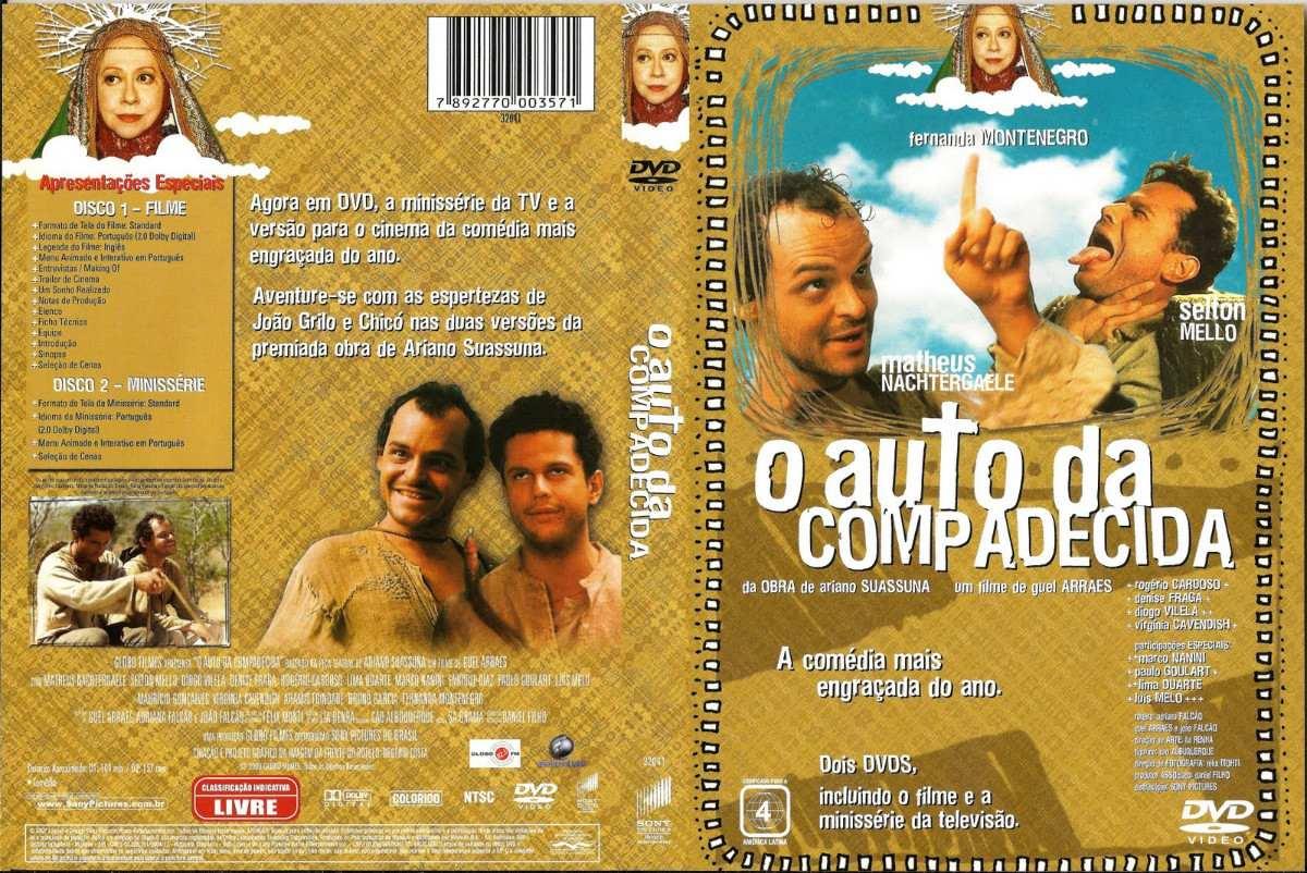 AUTO DO FILME DA COMPADECIDA O BAIXAR ROTEIRO