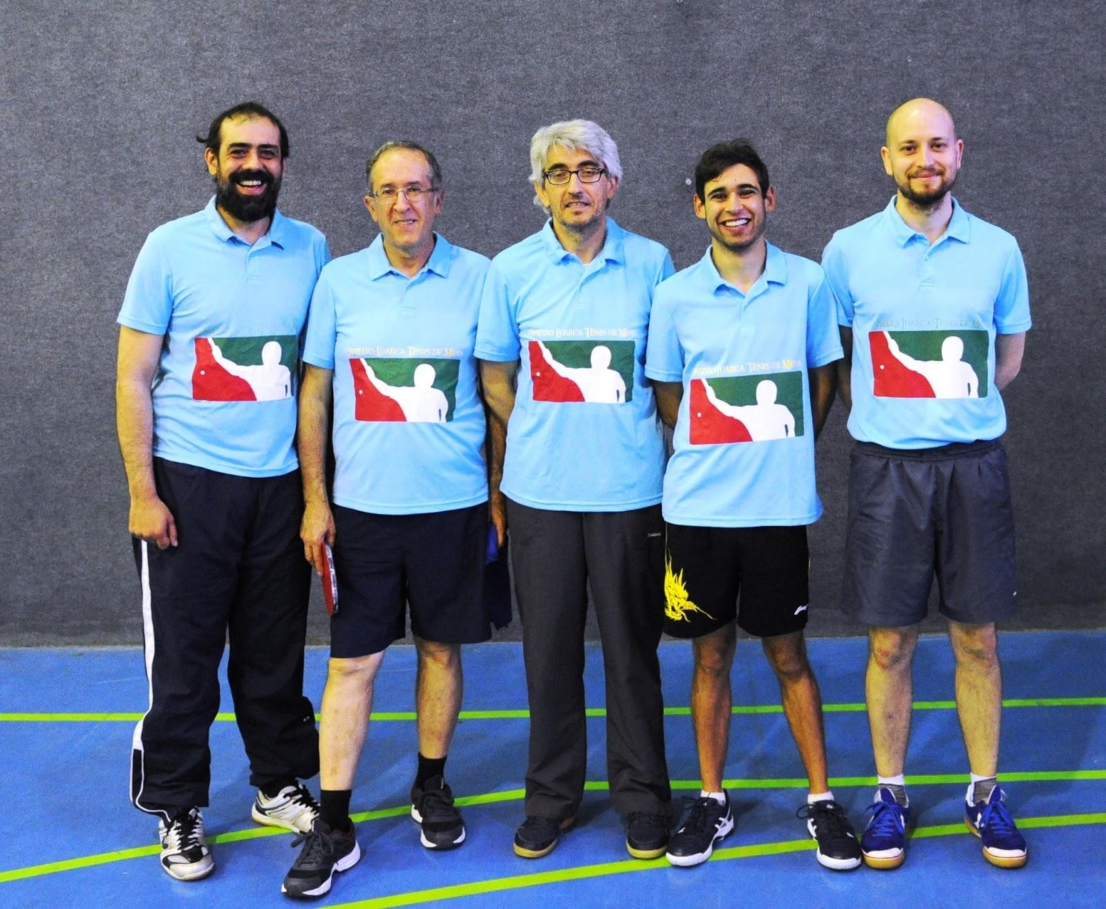 Federaci n de tenis de mesa del principado de asturias campeonato de asturias absoluto por equipos - Aviles tenis de mesa ...