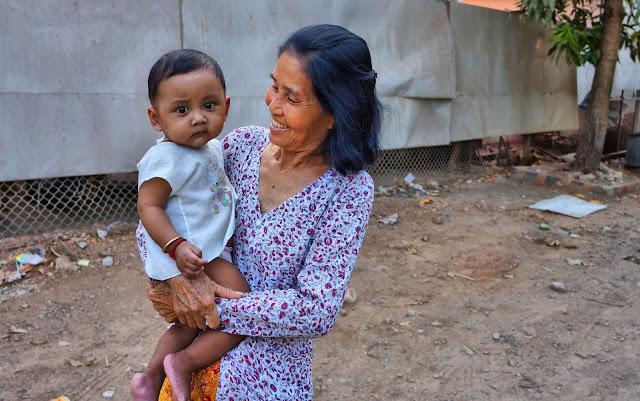 Deux Cambodge ou les rues de Chroy Chongva