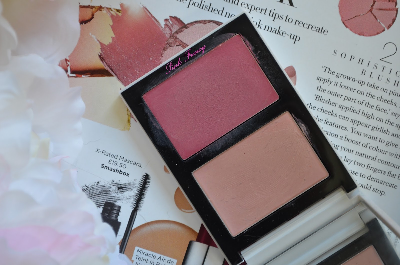 Review Bobbi Brown Cheek Glow Palette Pink Frenzy Bloglovin Illuminating Limited Edition The Blush Is Classic Shade And Pigmented It Blends Out To Perfect Of I Just Adore Wearing With A Simple Day Look