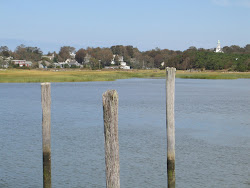 Wellfleet Marina, North Bay West of Duck Creek