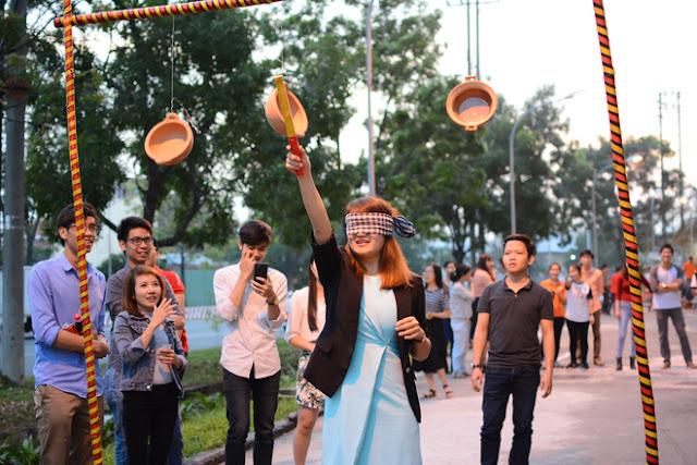 Cán Bộ CNV FPT Hồ Chí Minh Nô Nức Tham Gia Hội Làng 12
