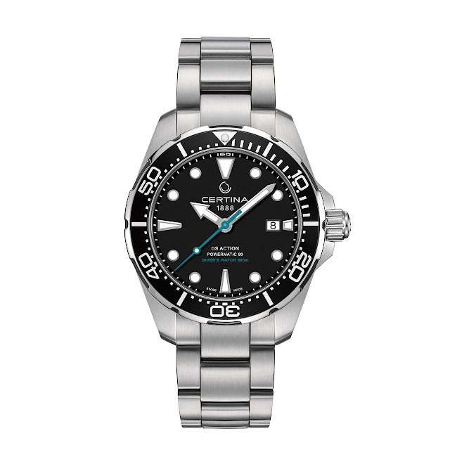 Certina DS Action Diver Sea Turtle Conservancy Watch