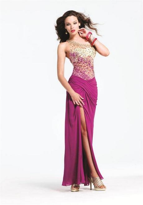 vestido largo de moda