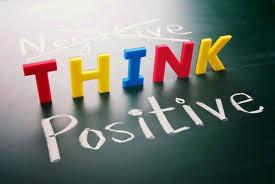 Berusaha berpikir positif (melihat harapan)