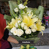 Handbouquet Lily Mix Rose 211017
