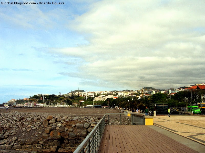 FUNCHAL - Avenida do Mar