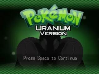 تحميل لعبة بوكيمون Pokemon Uranium