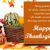 Thanksgiving Wishes 2018 - Happy Thanksgiving Wishes for Friends, Everyone & Facebook