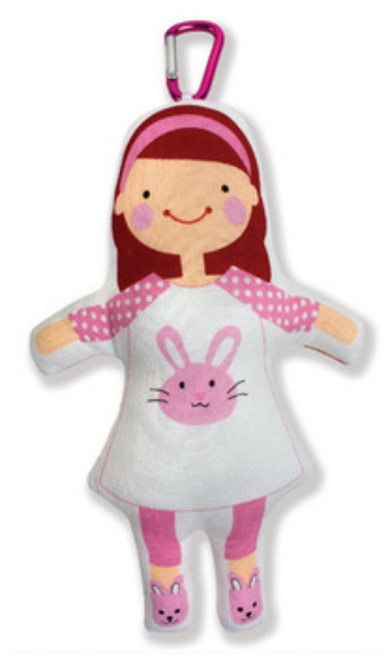 Sophie and Lili mini gigi doll
