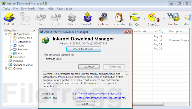 IDM 6.23 Build 20 Full Version Terbaru 2015