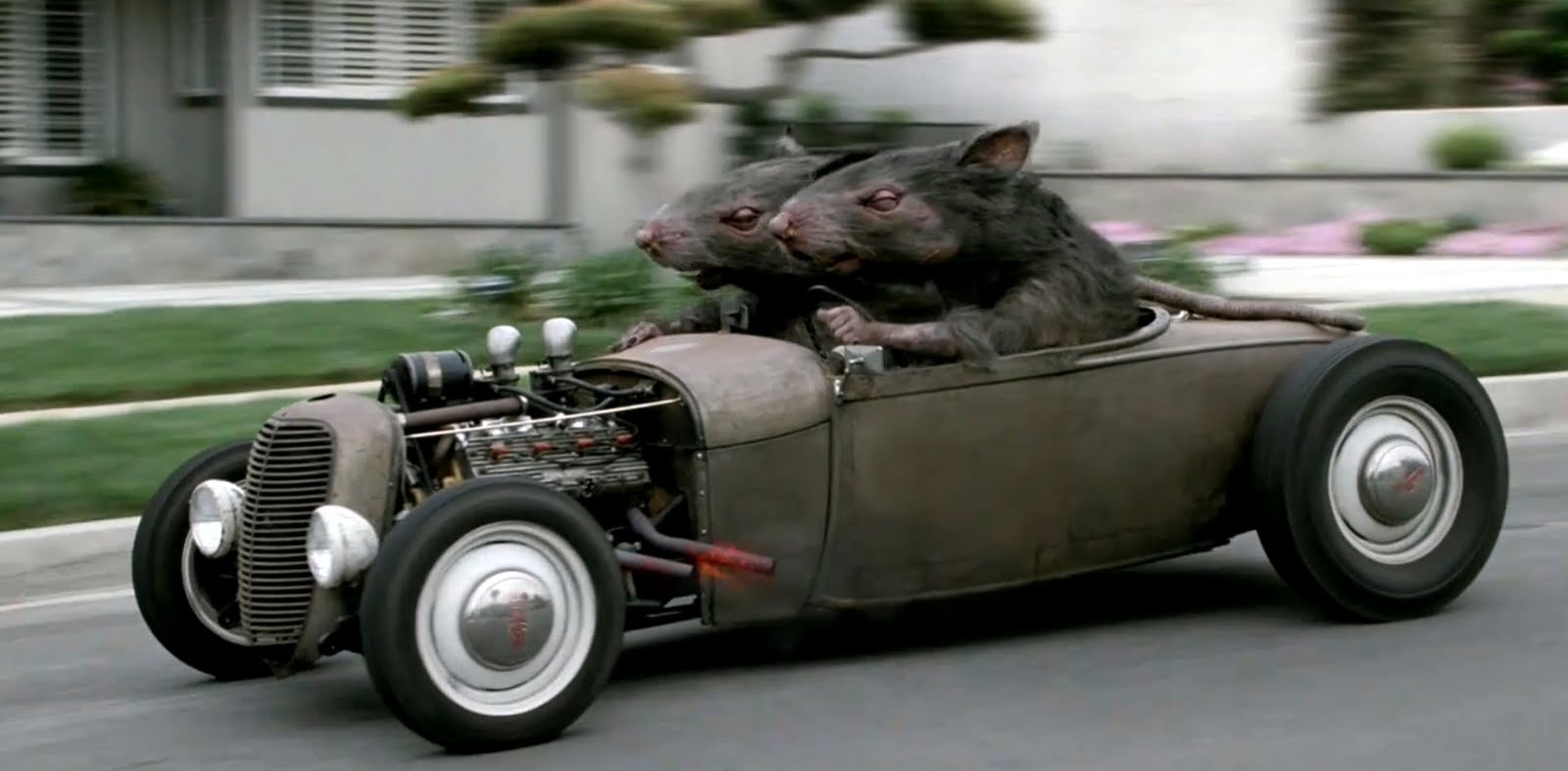 rat rod cars best - photo #29