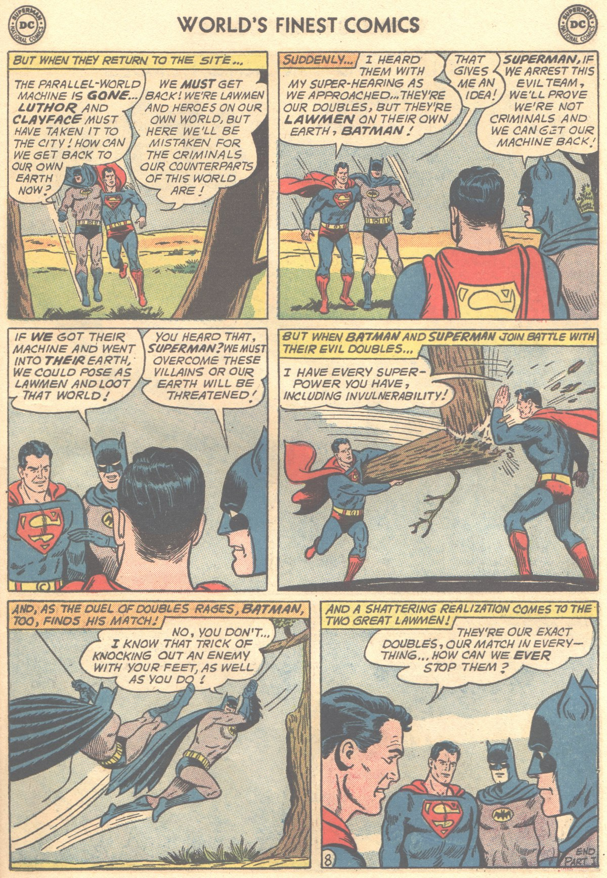 Read online World's Finest Comics comic -  Issue #148 - 11