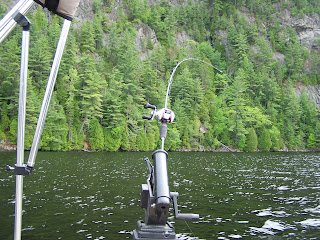 Pêche brochet, Blogue de pêche, Daniel Lefaivre, article sur la pêche, Pêche avec guide, guide de pêche, Lac Mékinac, Ouananiche, Carnassier, pêche eau douce, Parlons pêche