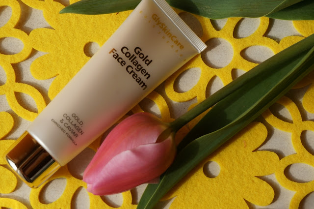 Nie wszystko złoto co się świeci - Gold Collagen Face Cream GlySkinCare