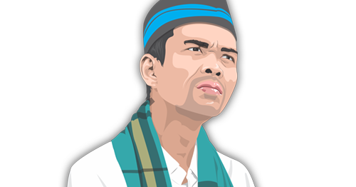 Download Gratis Mp3 Ceramah Ustadz Abdul Somad LC., MA.