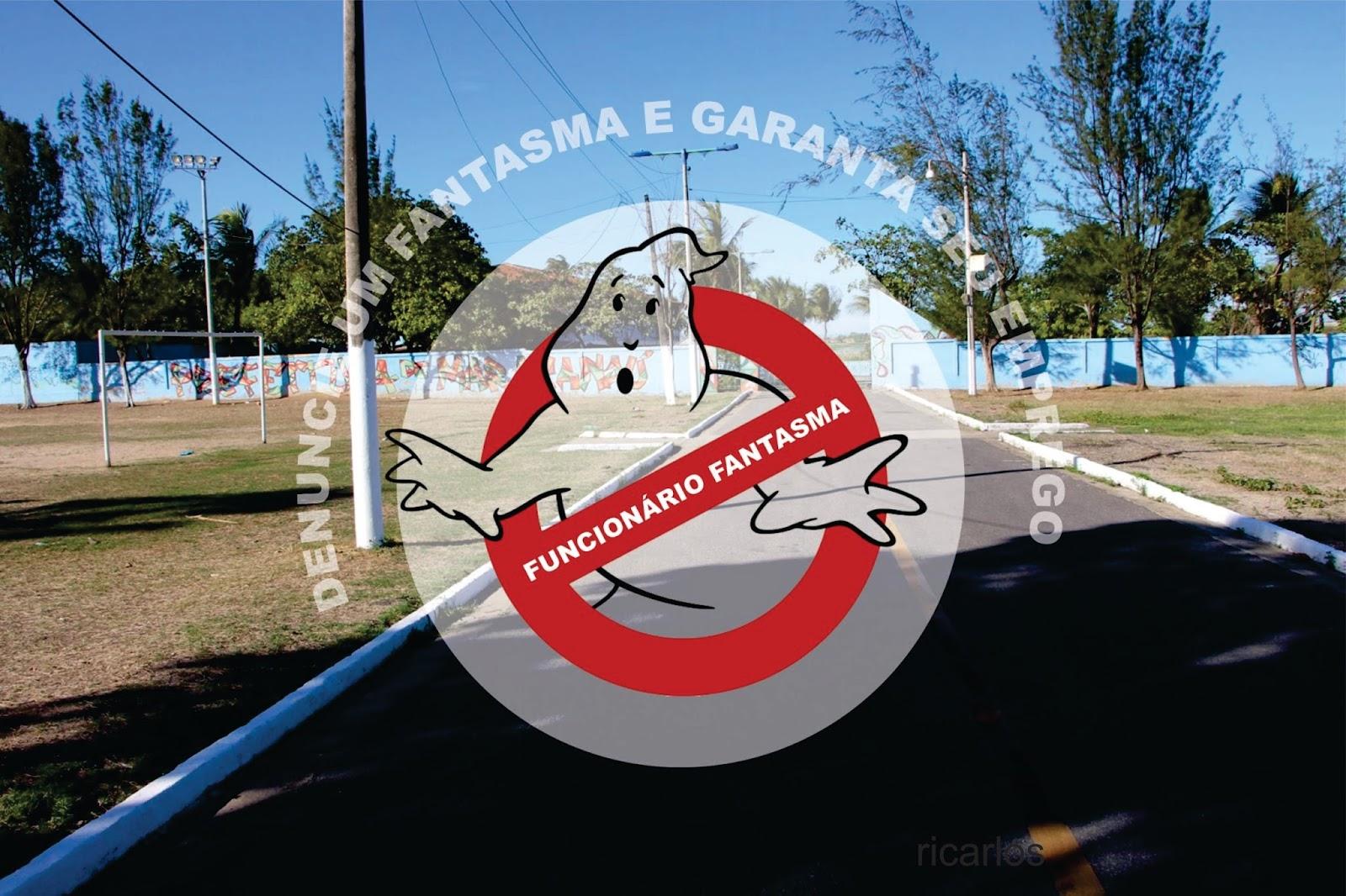 Resultado de imagem para fotos fantasma da prefeitura