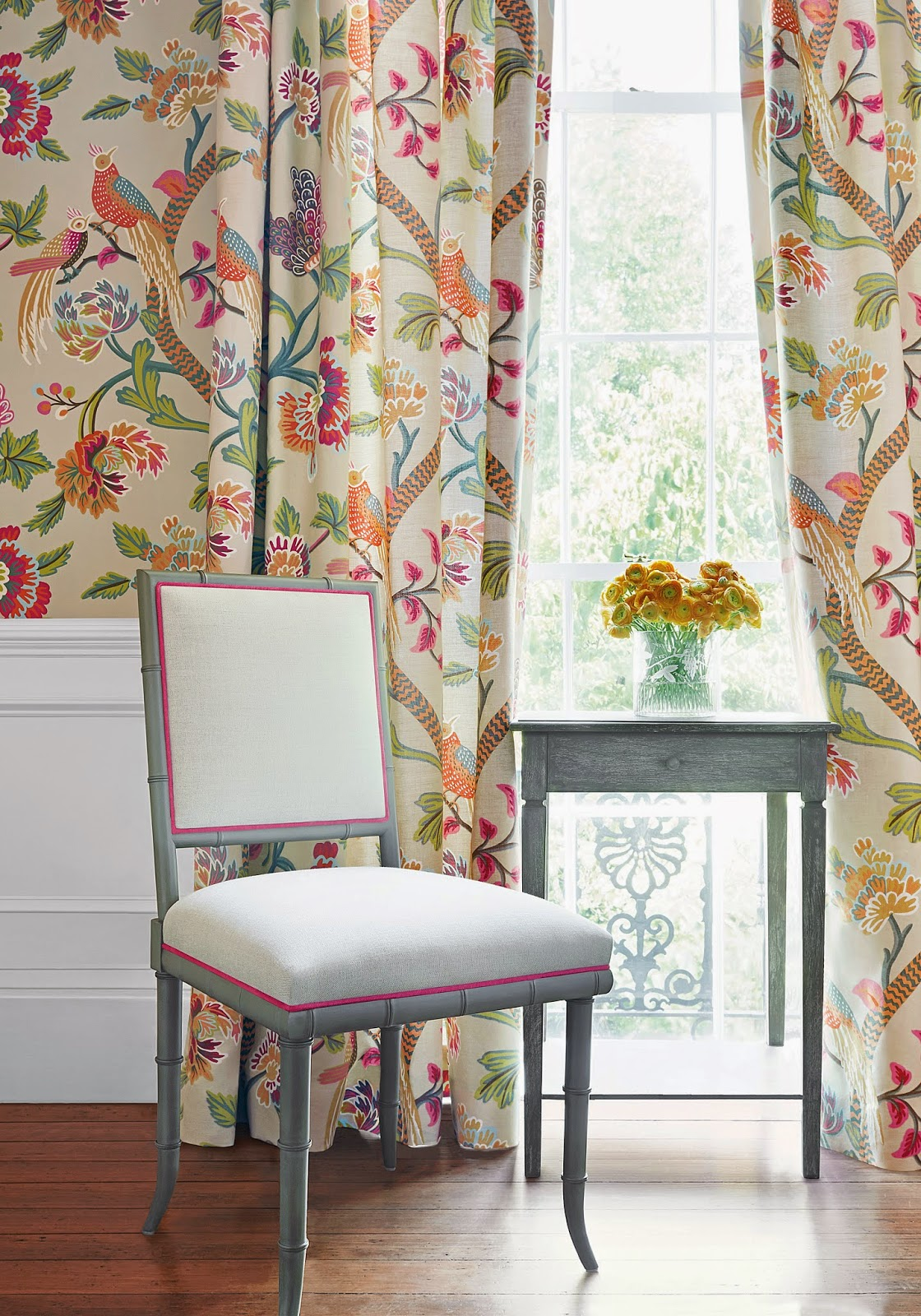 Factory Paint Amp Decorating Thibaut Design Gives New