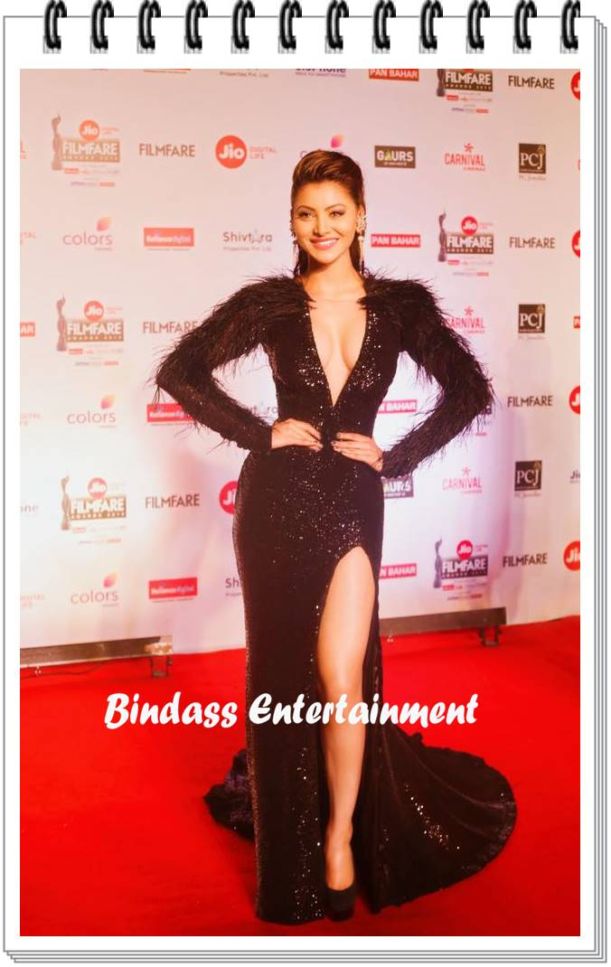 Urvashi-Rautela-In-Jio-Filmfare-Awards-2018-4