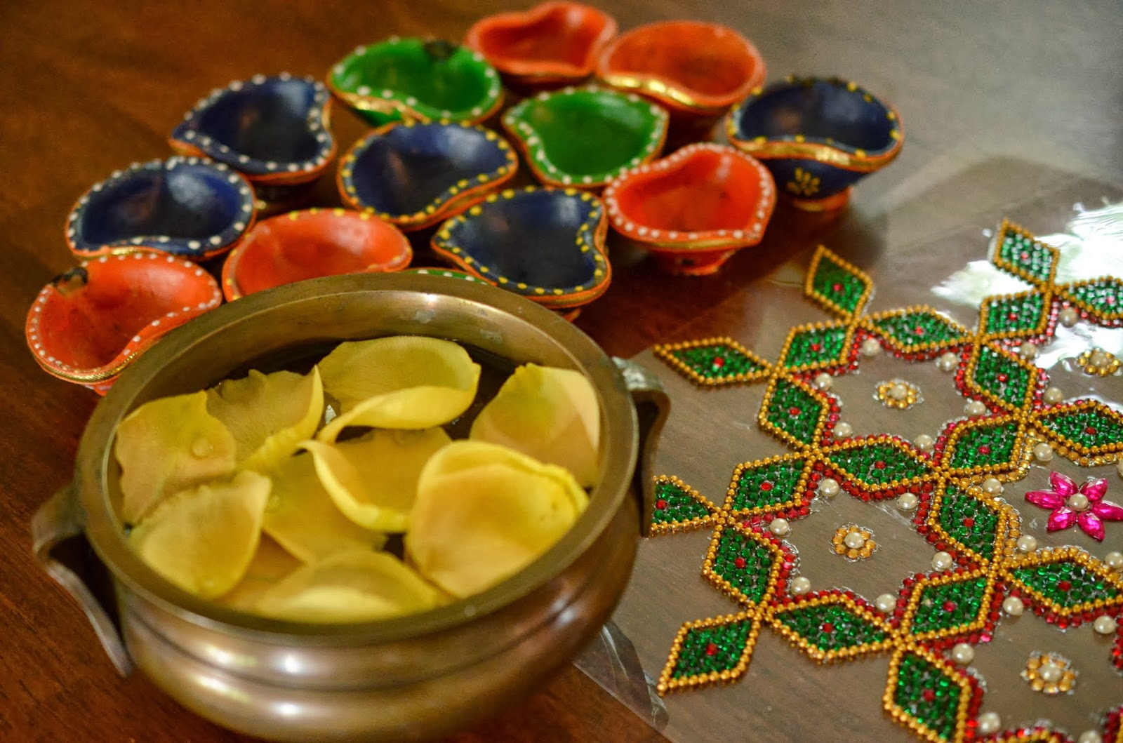 Decorate Room Online Aalayam Colors Cuisines And Cultures Inspired Diwali