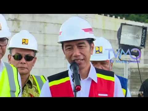 Rebut Blok Mahakam dan Blok Rokan, Jokowi: Begitu Dibilang Antek Asing?