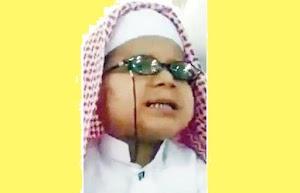 Lewat Radio Bocah Buta Ini, Mampu Menghafal Al-Qur'an