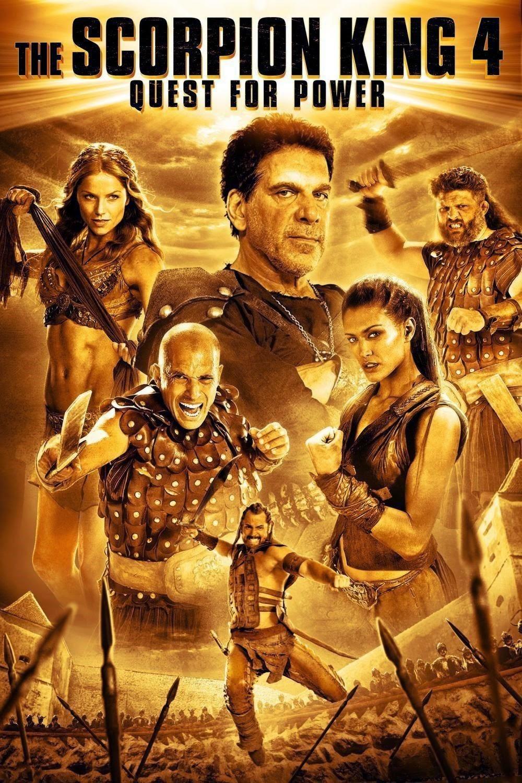 The Scorpion King 4 Quest for Power เดอะ สกอร์เปี้ยน คิง 4 ศึกชิงอำนาจจอมราชันย์ [HD][พากย์ไทย]