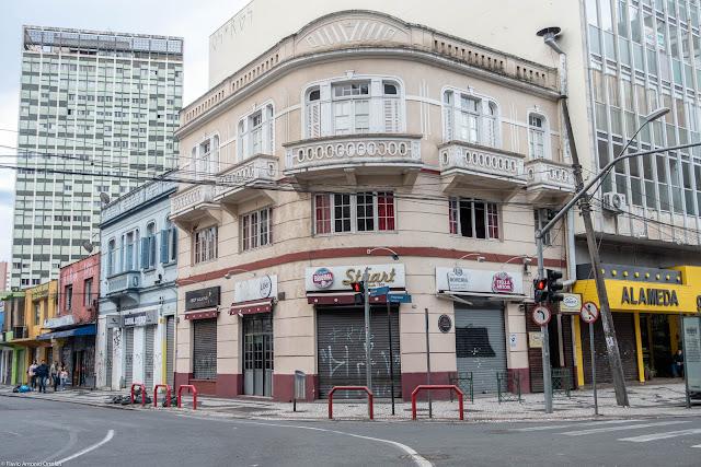 Bar Stuart, um estabelecimento tradicional de Curitiba