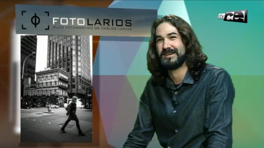 """entrevista realizada por Kike Cañas en el programa """"Online"""" de rtvCE"""