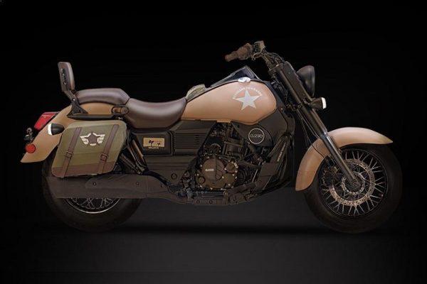 UM Motorcycles Renegade Commando Mojave Edition