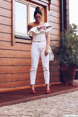 Como Combinar Zapatos Rojos