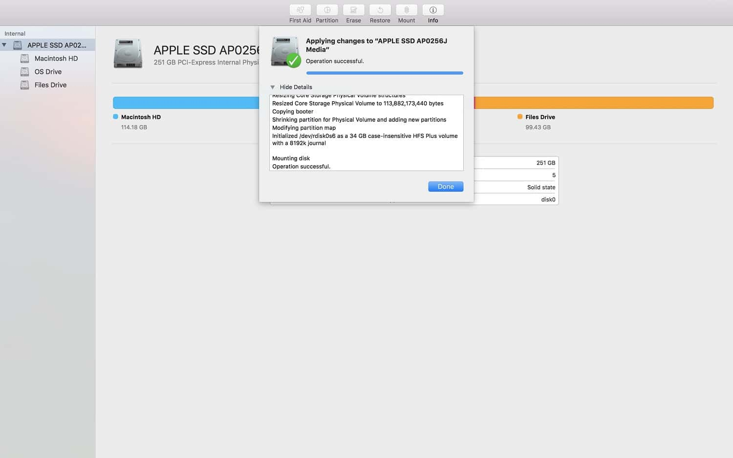 Creating a Hard Drive Partition on Mac is as easy than you have thought. It is much easier to create a Hard Drive Partition on Mac than you do on Windows OS