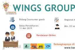 Lowongan Kerja Aceh Terbaru 2019 Gaji di atas 5  Juta  Regional Account  SPV di Wings Group Aceh