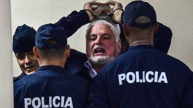 Detienen en EE.UU. a dos hijos de expresidente panameño Ricardo Martinelli