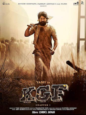 KGF 2018 Hindi Dubbed Full Movie Download