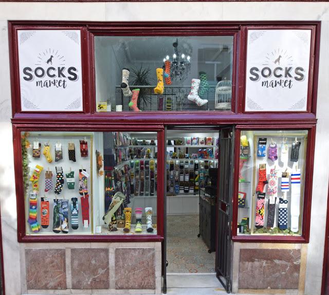 Socks Market, Madrid, flagship store, apertura, inauguración, shopping, unisex, Suits and Shirts, Complementos, calcetines, parachanclas, Socketines, Hop Socks, Jimmy Lion, Sock´m, Thunders Love, Mr. López, Chueca,