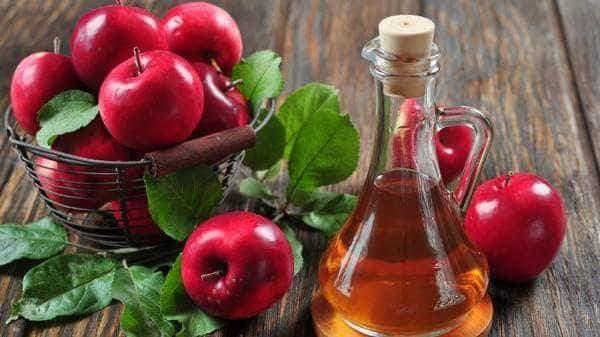 وصفات رائعة للتخسيس بخل التفاح بدون آثار جانبية