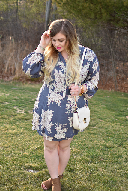 free people shake it printed tunic marine combo dolce vita port booties in teak david yurman cable bracelets hermes clic h bracelet bp chloe drew dupe bag curled ombre blonde hair mac candy yum yum lipstick7