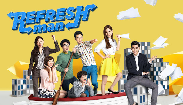 Download Drama Taiwan Refresh Man Batch Subtitle Indonesia
